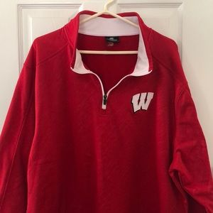 University of Wisconsin pullover